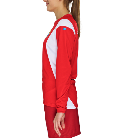 FL6w Hera Jersey Long Sleeve Side view
