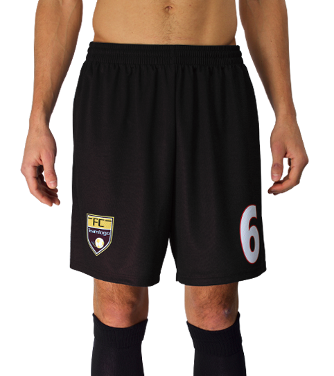 FP3 Basic Shorts  Front View