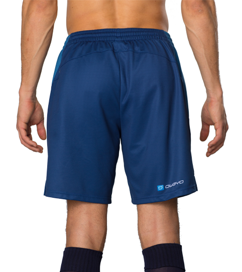 FPP5 Pro Shorts with Pockets Back View