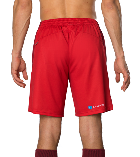FPP6 Hero Shorts with Pockets Back View