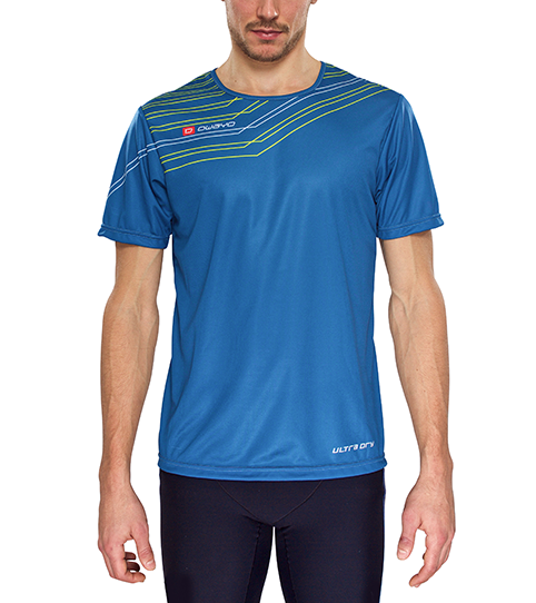 camiseta running R5 Pro vista frontal