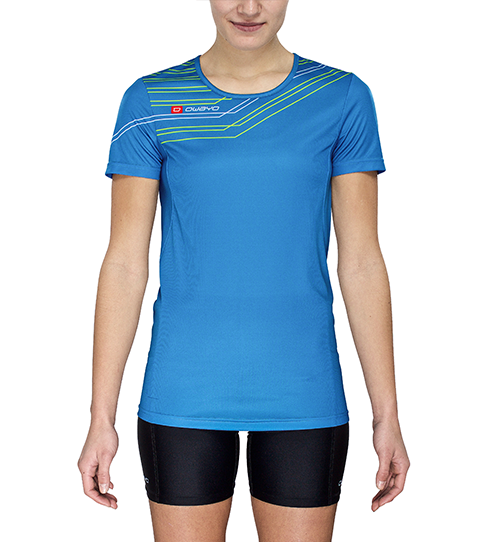 R5w Pro Running Jersey Front View