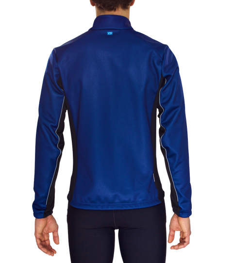 Team Softshell Jacket XJS5 Pro Back View