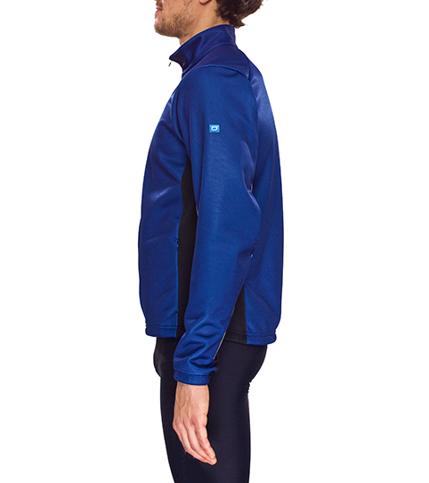 Softshell Team Jackets XJS5 Pro Side view