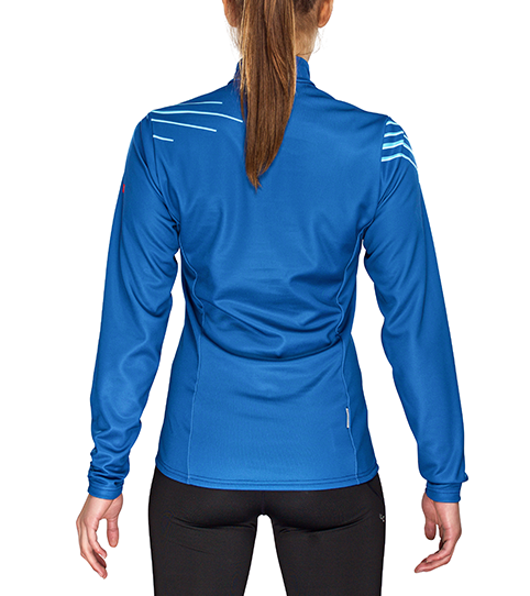 RLW5w Pro Running Jersey Back View