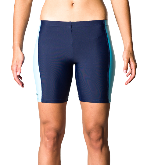 RPT5w Pro Half Tights Front View