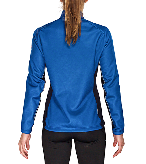 Softshell Jackets Ladies XJS5w Pro Back View