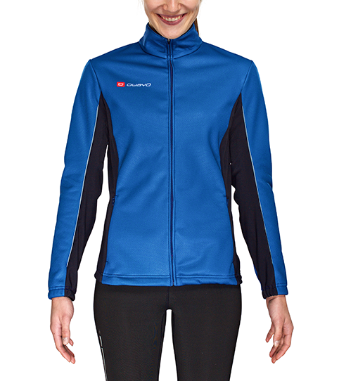 Softshell Team Jackets Ladies XJS5w Pro Front View