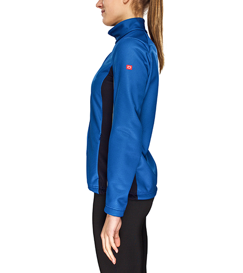 Softshell Team Jackets Ladies XJS5w Pro Side view