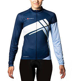 Cycling Jersey CL3 Basic Long Sleeve