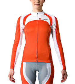 Wielershirt CL5w Pro Long Sleeve Dames