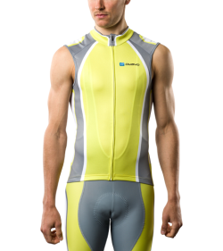 Cycling Jersey CT5 Pro Sleeveless