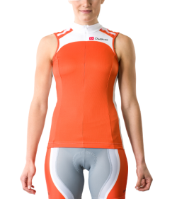 Cycling Jersey CT5w Pro Sleeveless Ladies
