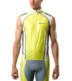 Gilet (Wind Vest) CVW5 Pro V with Mesh