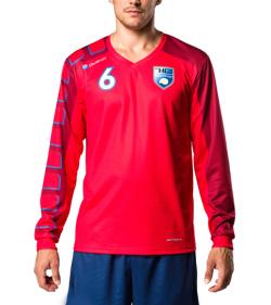 DLG5 Pro Goalie shirts